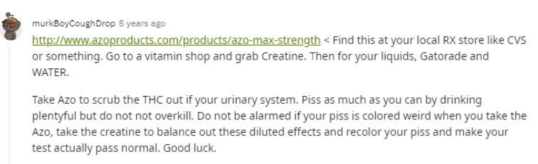 cranberry pills detox