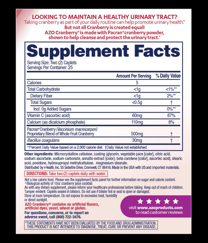 cranberry juice to pass drug test